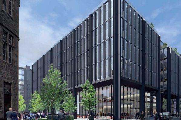 Triuva acquires quartermile 4 office building in edinburgh - International office university of edinburgh ...