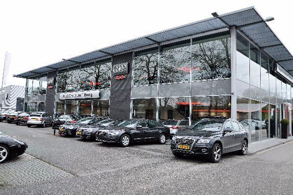 Gramercy Europe Acquires M Car Showroom Portfolio NL - Car showrooms