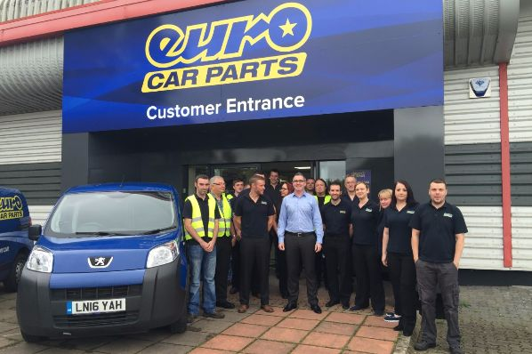 Euro Car Parts Expands In Northern Ireland Uk