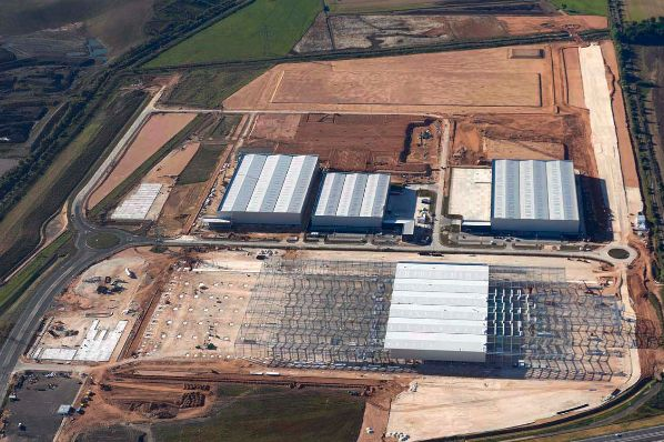 iPort to develop Lidl's warehouse for €83 7m (GB)