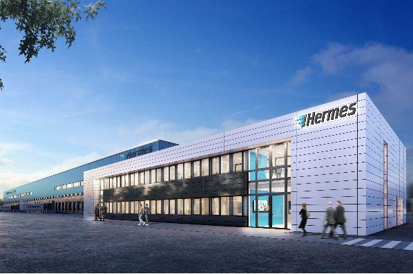 ece to develope nine logistics centres for hermes germany. Black Bedroom Furniture Sets. Home Design Ideas