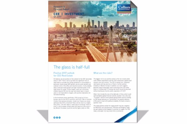 colliers CEE investment