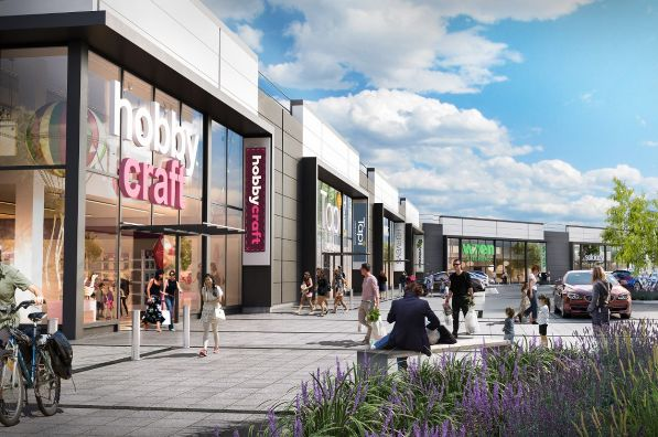 Steamrock Capital and Catalyst Capital pre-let Farnborough retail park
