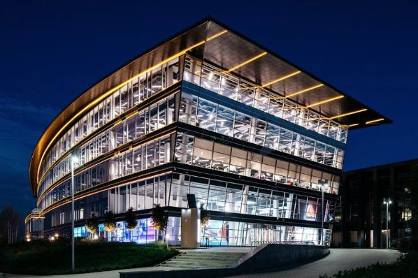 Adidas Group office and adidas Academy in Moscow have been certified to  LEED standard (RU) d00cbd381