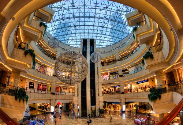 moscow shopping center