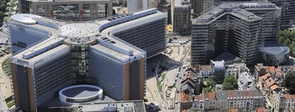 Brussels office market