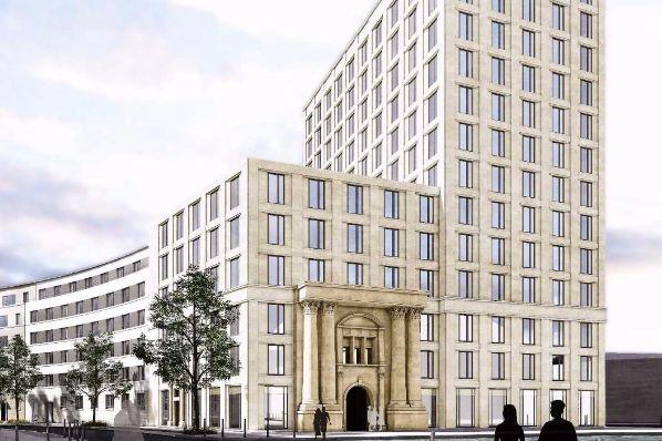 Hilton Announces First Hotel In Mannheim De