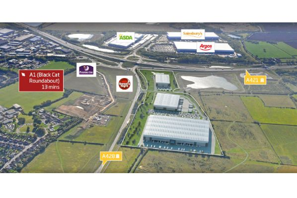 LondonMetric acquires Bedford Link development site (UK)