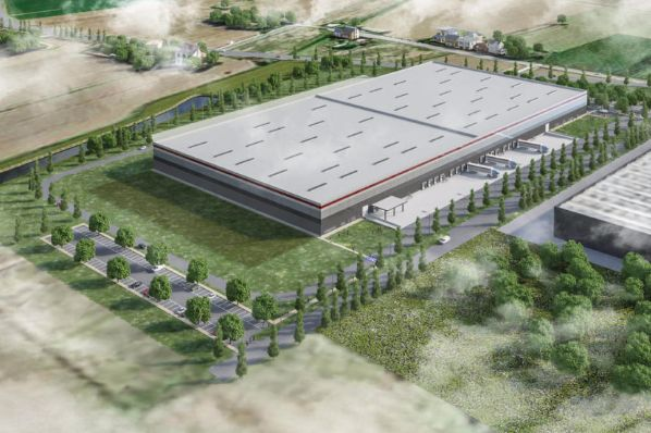 3 to deliver Lamborghini and Ducati's new Italian logistics hub (IT)