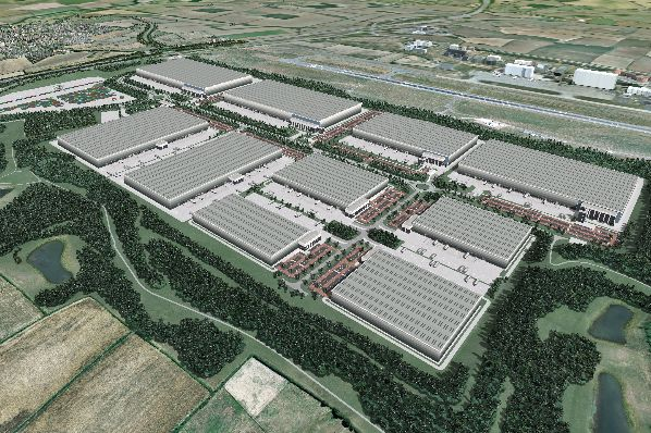 Segro and Roxhill launch a 700 acre logistics park (GB)