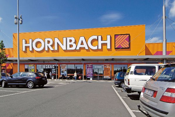 Schroder Real Estate buys Hornbach DIY centre for €30m (DE)