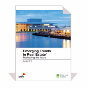 Emerging Trends in Real Estate: Reshaping the future - Europe 2018 | PWC