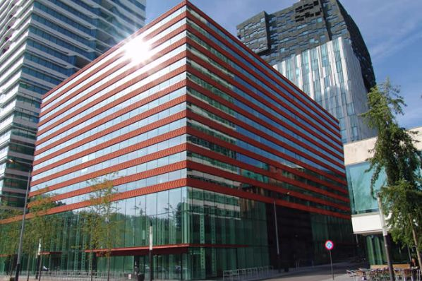 Rockspring acquires prime office building in Amsterdam's South Axis (NL)