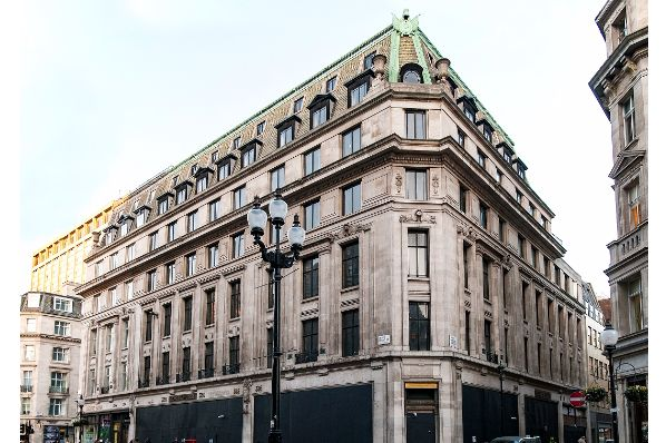 The Crown Estate confirms €111.7m Regent Street redevelopment (GB)
