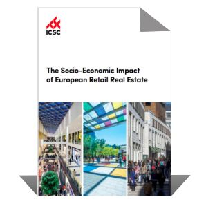 The Socio-Economic Impact of European Retail Real Estate | ICSC