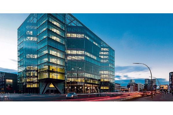 "DIC Asset AG purchases ""Doppel-X"" office property in Hamburg (DE)"