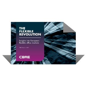 The Flexible Revolution | CBRE