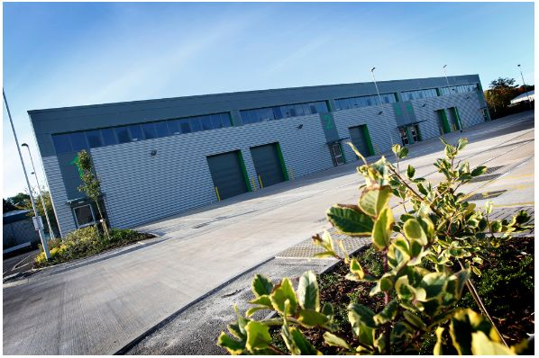 Chancerygate sells Apollo Park industrial scheme in Yate (GB)