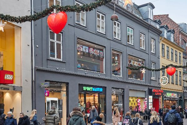 CBRE GI acquires prime retail location in Copenhagen (DK)
