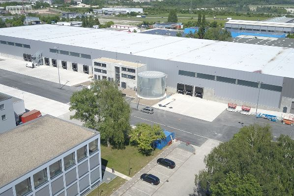 Union Investment acquires logistics property in Hanover (DE)