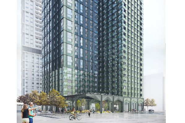 Henderson Park and Greystar to deliver the world's tallest modular towers in Croydon (GB)