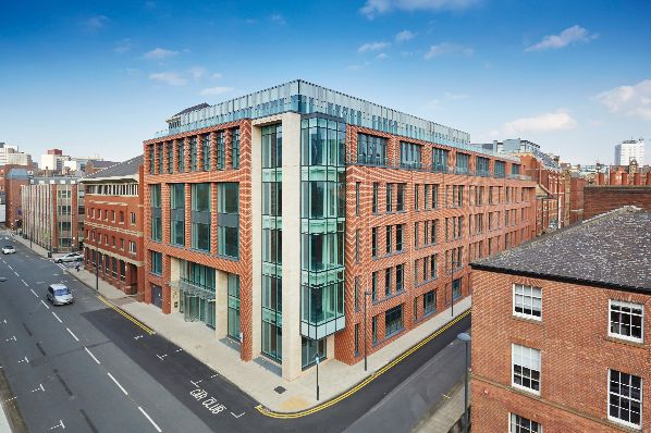 Rockspring sells Leeds office building to Mayfair Capital for €42.1m (GB)