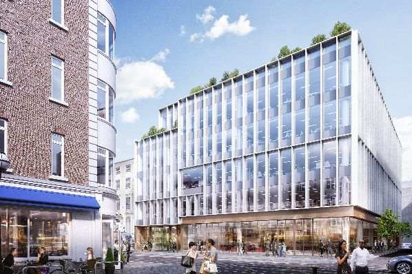 Bank of Ireland puts €35m Dublin office on the market (IE)