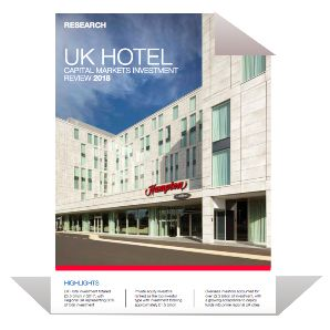 UK Hotel Capital Markets Investment Review - 2018 | Knight Frank