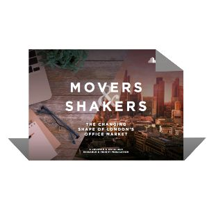 Movers & Shakers: the changing shape of London's office market  | Cushman & Wakefield
