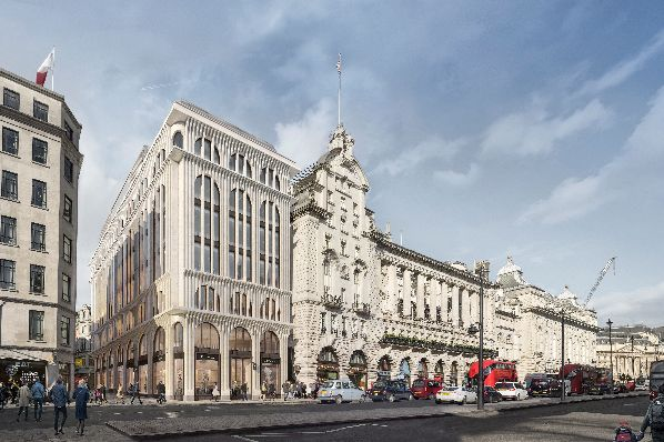 The Crown Estate get the go-ahead for new mixed-use scheme on Piccadilly (GB)