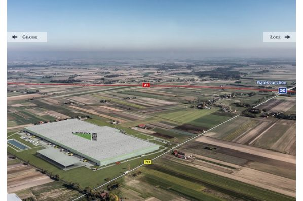 Panattoni Europe to deliver record 123,600 m² facility for Leroy Merlin (PL)