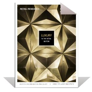 Luxury in the retail sector - 2018  |  Knight Frank