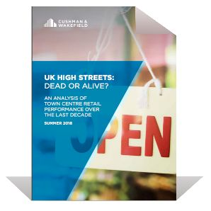 UK High Streets: Dead or Alive? | Cushman & Wakefield