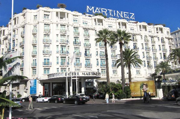 Hyatt Hotels reopens iconic Hôtel Martinez in Cannes (FR)