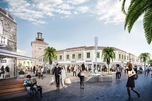 Largest Designer Outlet in Croatia to open in June