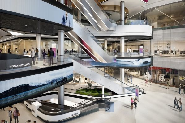 Futureal starts the construction of Buda's largest shopping centre (HU)