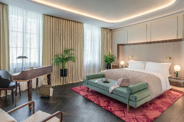 Raffles opens its first hotel in Poland
