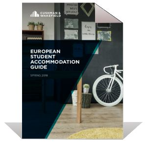 European Student Accommodation Guide | Cushman & Wakefield