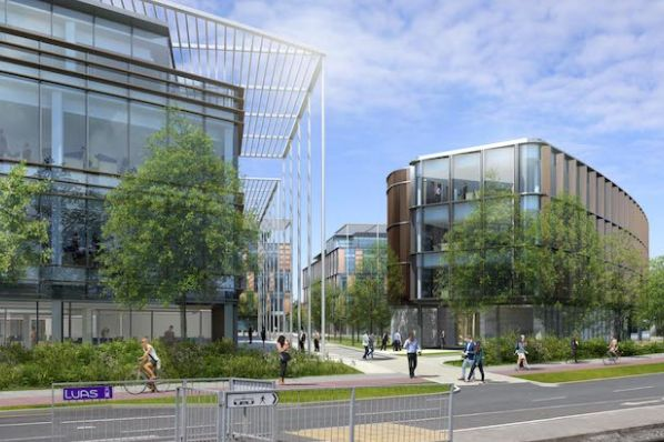 Prime Dublin office development site goes on the market for €20m (IE)