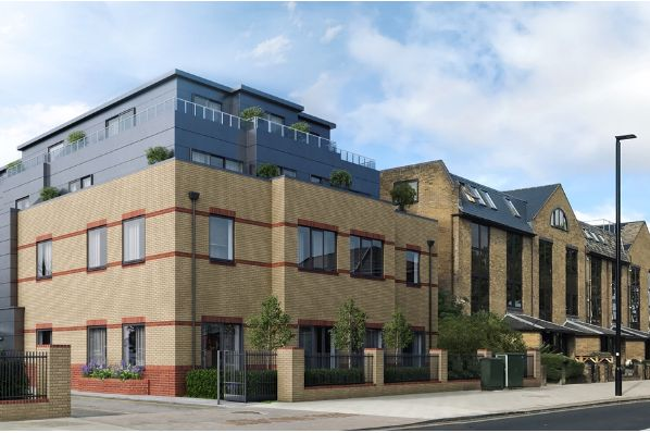 Octopus Property provides €12.1m facility for West London resi scheme (GB)