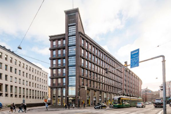 Corpus Sireo acquires Helsinki office building for €28m (FI)