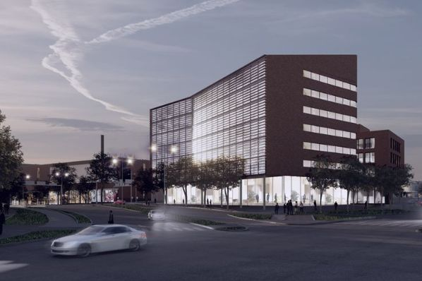 NCC to deliver new office and retail complex in Tampere (FI)