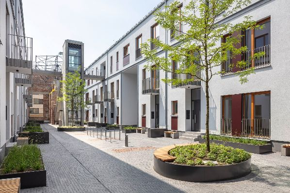 Instone Real Estate completes Cologne resi project (DE)