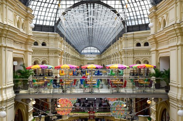 Moscow to reach St. Petersburg shopping centre density level by the end of 2018