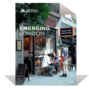 Emerging London | Cushman & Wakefield