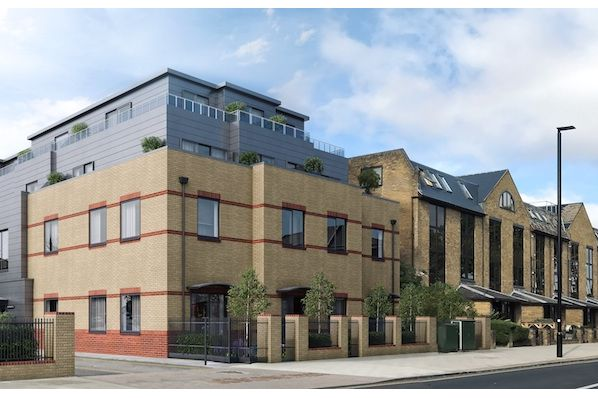 Carter Jonas secures planning for FRT Development's Isleworth scheme (GB)