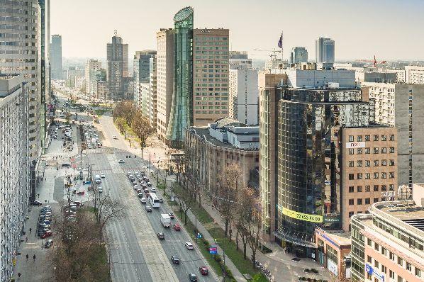 Warsaw's Atrium Tower changes hands (PL)