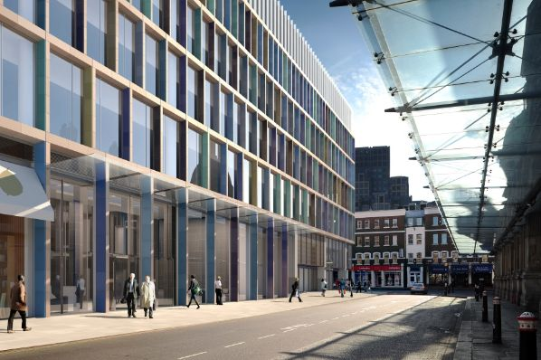 Helical secures €56.6m facility for London Farringdon scheme (GB)