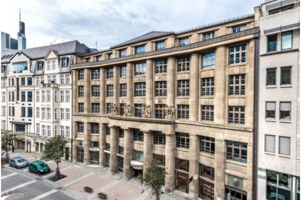 GEG acquires Frankfurt Borsencenter building for GIC (DE)