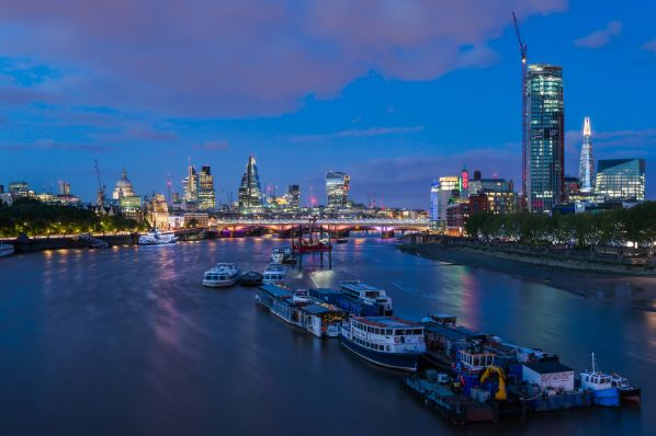 Confidence in the London office market continues its upward trajectory (GB)